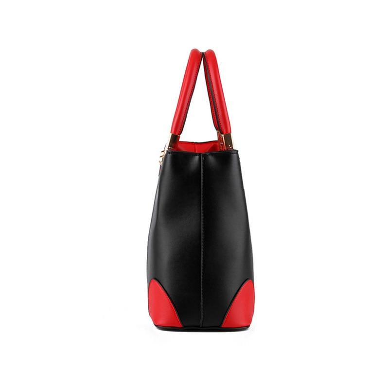 Ženske usnjene torbice ženska nova ženska oblačila moda svetlo - Torbice - Fotografija 4