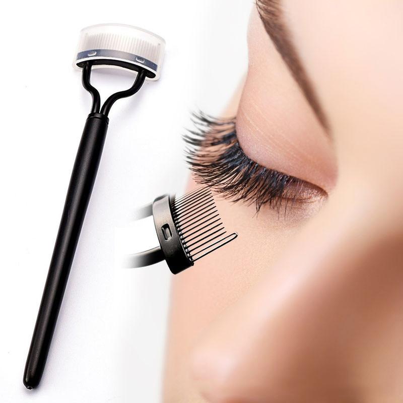 5pcs Stainless Steel Eyelash Comb Make Up Mascara Guide Applicator Eyelashes Brush Women Eye Cosmetics Beauty Essential Tools