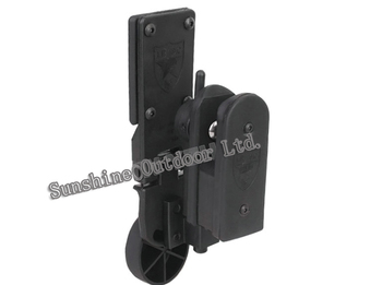New IPSC Airsoft Competition Quick Draw Conditioned reflex Left Right Handed Black Airsoft IPSC Holster free shipping