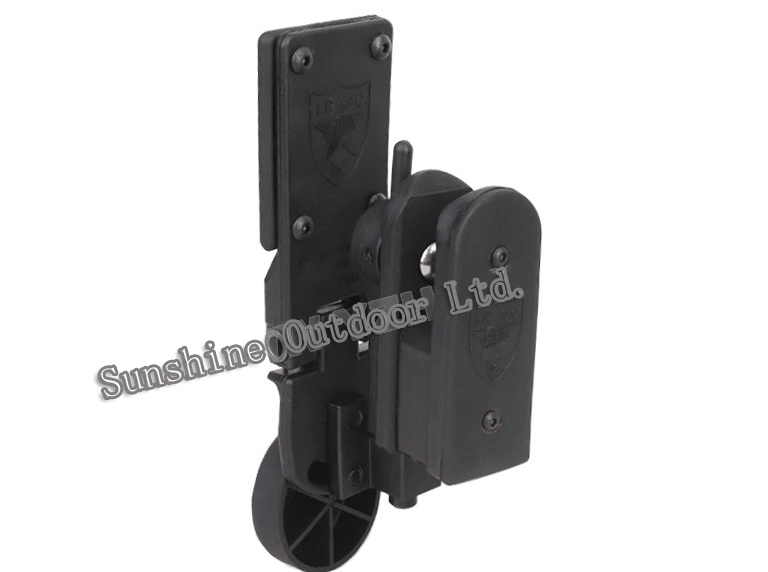 New IPSC Airsoft Competition Quick Draw Conditioned reflex Left Right Handed Black Airso ...