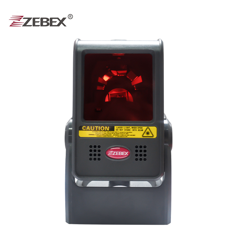 ZEBEX Z-6031 Laser Flatbed Barcode Scanner 20 Lines Desktop Omnidirectional Bar code Reader 1D laser barcode scanner wireless barcode scanner bar code reader 2 4g 10m laser barcode scanner wireless wired for windows ce blueskysea free shipping