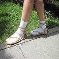 Anime Bleach Cosplay Zapatos de Paja Sandalias del Deslizador de los Zapatos + Calcetines Nuevo Envío Libre + Envío de La Gota