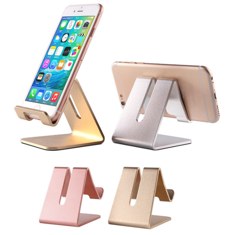 Mobile Phone Bracket Folding Desktop Bracket Universal Non-slip Mobile Phone Holder For IPhone Pad SamsungS8 S9