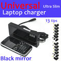mirror Automatic 90W slim universal laptop adapter wholesale OEM 15v 16v 18v 18.5v 19v 19.5v 20v