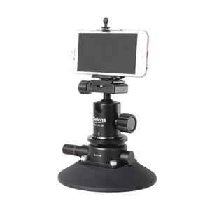 Image 4 - Selens 5,9 Zoll Power Grip Vakuum Saugnapf Kamera Mount System für DSLR Kamera Video Smart Telefon Gopro