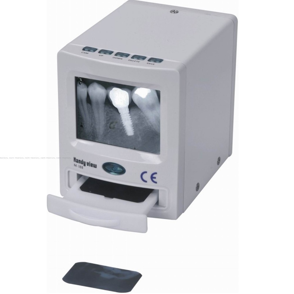 MLG Dental Multifuncctional X-ray Film Reader with 2.5-inch LCD M-188 книги питер весна находилки развивалки 2