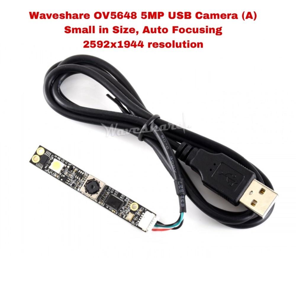 OV5648 5MP USB Camera 5 megapixel OV5648 sensor 2592x1944 resolution Small in Size USB interface UVC