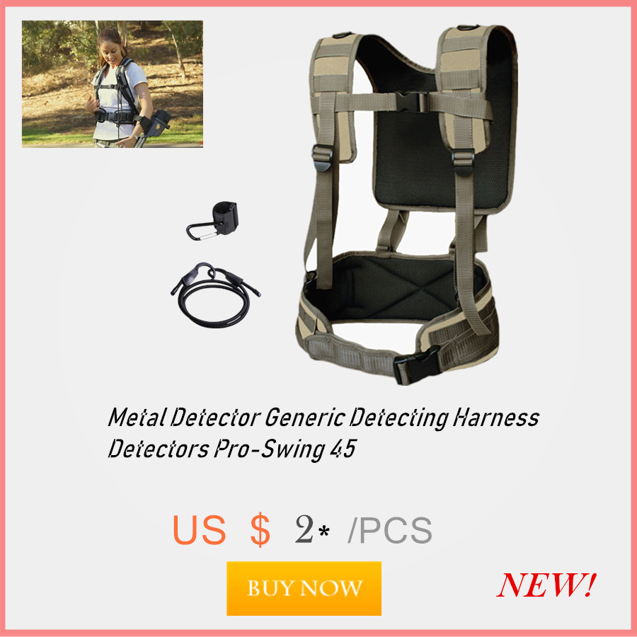 NEWST SHRXY Pinpointing Metal Detector Drop Leg Pouch Holster for Pin Pointers  Metal Detector Xp ProPointer ProFind Bag
