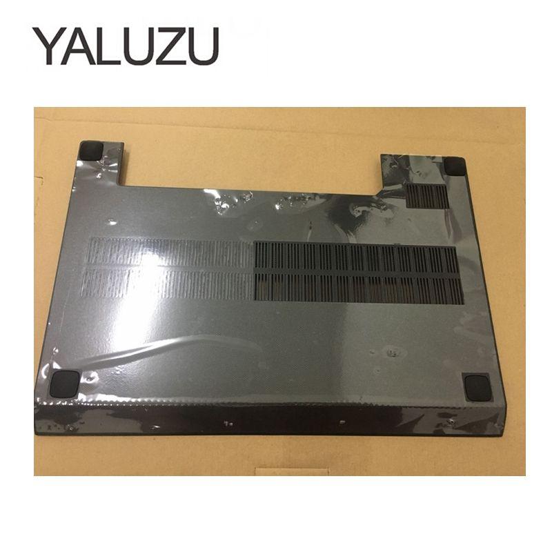 YALUZU  New For Lenovo G400 G405 G410 G490 Lower Case Bottom Cover Base Door AP0WW000C00