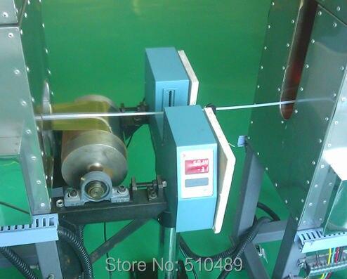 Draht kabel rohr laser außendurchmesser lehre berührungslose auf
