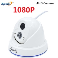 1PC 1080P AHD camera HD 1080p 3.6MM CCTV camera Lens for this indoor AHD camera  system