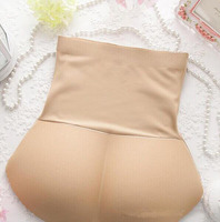 Sexy Lady Boyshort Woman Fake Ass Padded Panties Women Body Shaper Butt Lifter Trainer Lift Butt