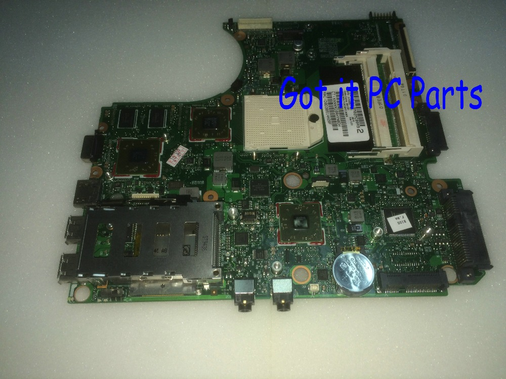 574506-001 ORDER NEW  FREE SHIPPING  laptop Motherboard For HP PROBOOK 4515S 4416S NOTEBOOK PC DDR2 WITH CPU 585221 001 fit for hp probook 4515s 4416s laptop motherboard mainboard 100
