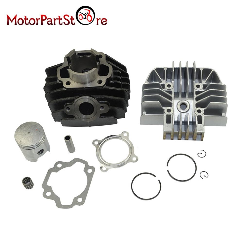 NEW Cylinder Piston Ring Gasket Kit Set for Yamaha PEEWEE PW80 PY80 PW 80 Dirt Bike *