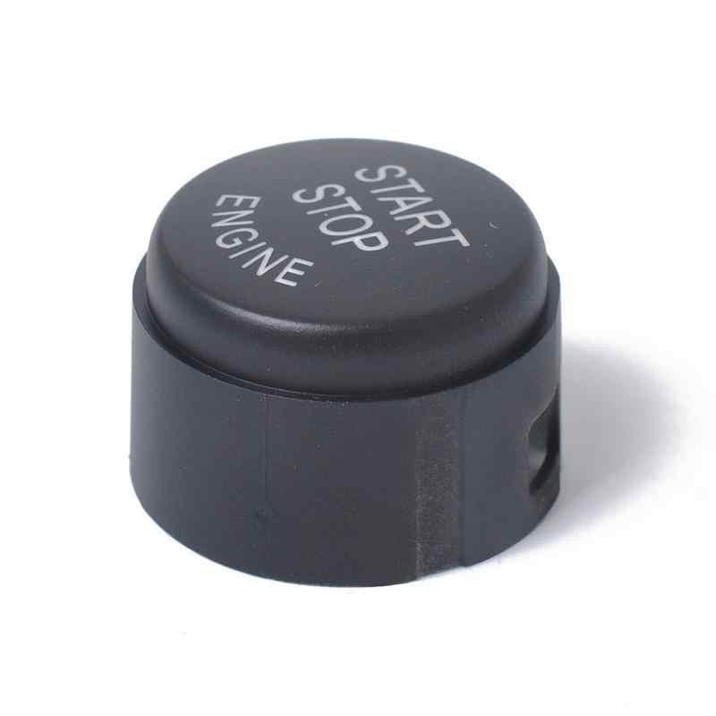 Interruptor De Bot/ón del Motor del Coche Reemplace La Cubierta Compatible con BMW 5 6 7 F01 F02 F10 F11 F12 2009-2013 Repuestos Dentro del Auto