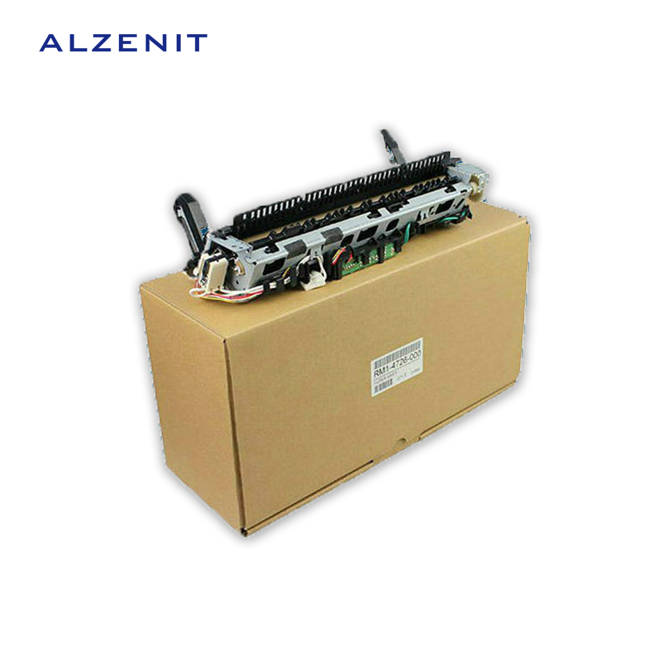 ALZENIT For HP P1505 M 1522 1120 1522 1505 1120  Original Used Fuser Unit Assembly RM1-4728 RM1-4729 LaserJet Printer Part