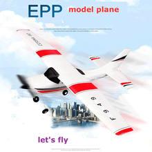 F949 rc avião de controle remoto 2.4g avião 3ch asa fixa avião elétrico voando avião rtf brinquedo modo presente vs f939 f929