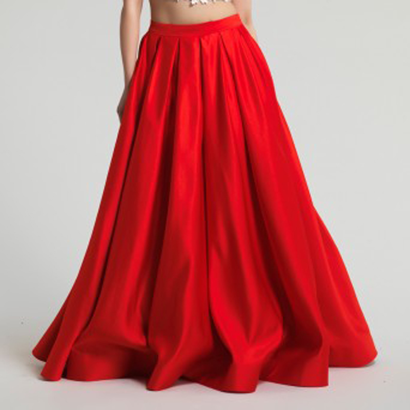 Compare Prices on Long Puffy Red Skirt- Online Shopping/Buy Low ...
