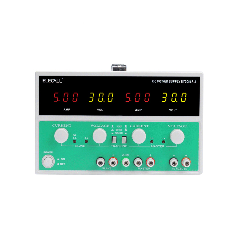 цена на Switching Regulated Adjustable DC Power Supply Three Phase 30V 3A Variable Digital Display SMPS EY3003F-3