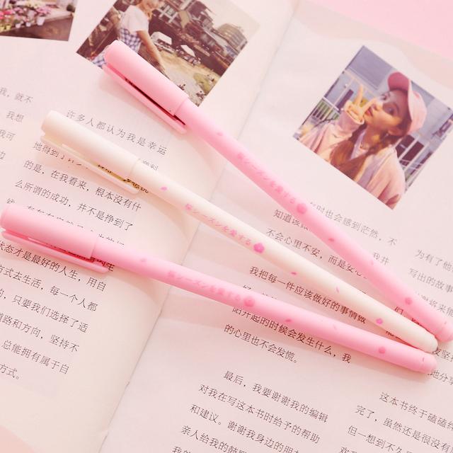 Cute Plastic Gel Pen