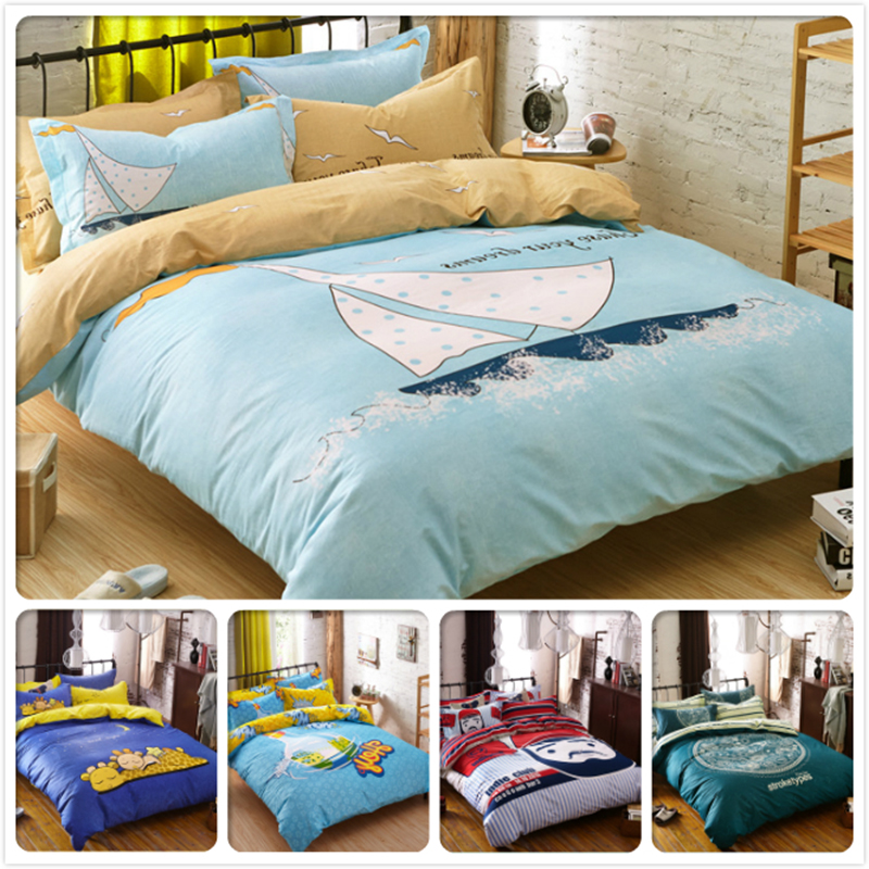 Audacious Widen Double Size 3/4 Pcs Bedding Set Kids Bedlinen Twin Queen King Size Duvet Quilt Cover 1.2m 1.5m 1.8m 2m Bedsheet Bedclothes Solar