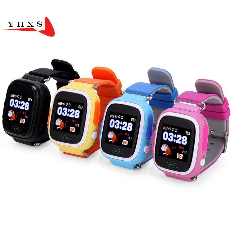 Smart GPS WIFI Tracker Location Finder SOS Call Smartwatch Phone Watch for Child Baby Kid Elder Anti-Lost Monitor Q90 PK T58 Q50