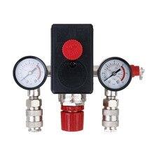 Toptan öğe kompresör basınç anahtarı kontrol vanası NO.6