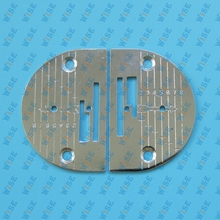 SINGER 15 CLASS SEWING MACHINE THROAT NEEDLE PLATE 15-88 15-90 15-91 201 (2 PCS)