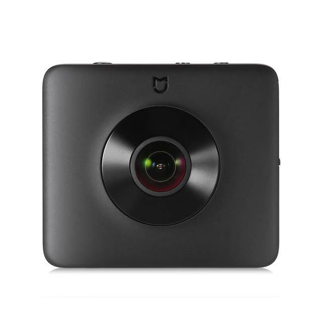 Xiaomi Mijia Mi Sphere Camera 4K 360 Degree Panorama Action Camera  Ambarella A12 Chipset 6-Axis Anti-Shaking IP67 Waterproof