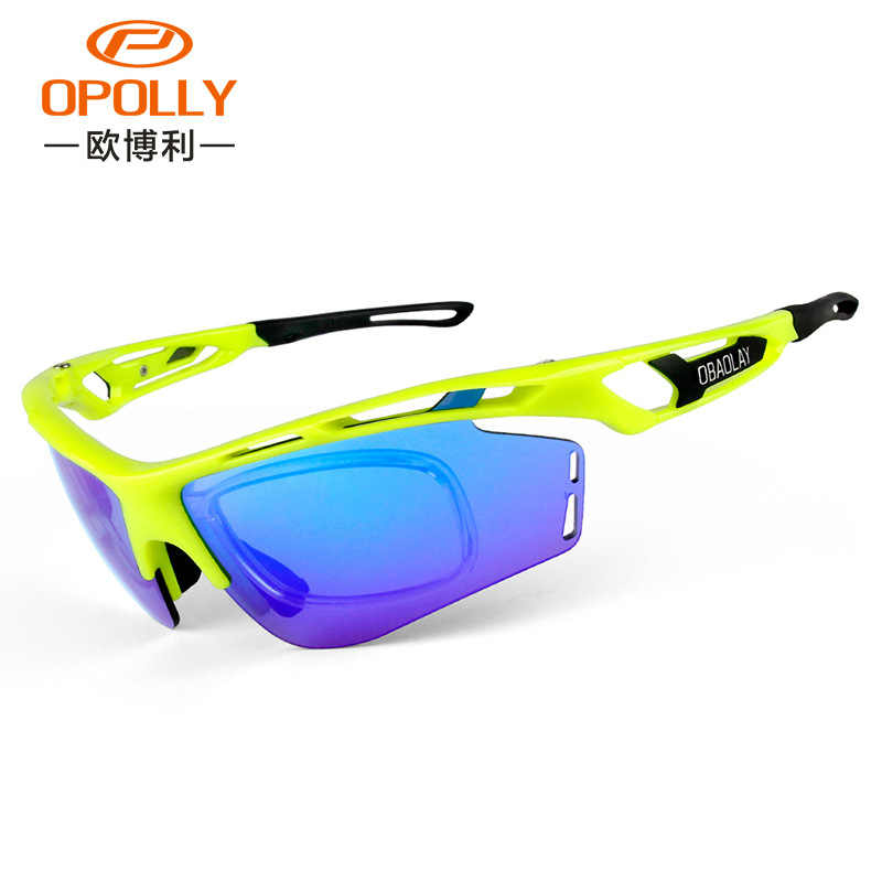 1d29057eb575a ... 2019 OBAOLAY Polarized Cycling Sunglasse Sport Cycling Glasses Mens  Mountain Bike Goggles UV400 Cycling Eyewear Bicycle ...