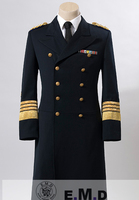 WW2 German. Twill worsted.Navy navy blue coat.