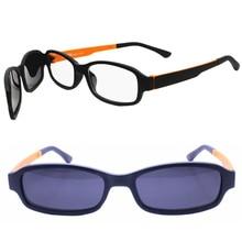 32ea3f719dec Sheralor P014 full ULTEM rectangle shape dual color prescription eyeglasses  lenses