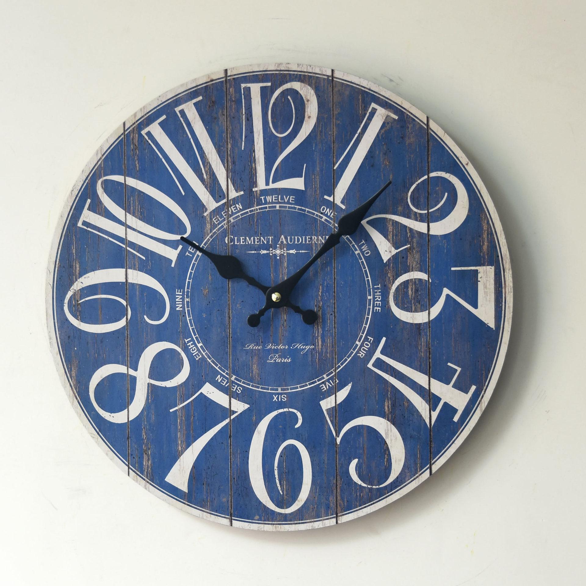 Retro Kitchen Wall Clocks Popular Kitchen Clock Buy Cheap Kitchen Clock Lots From China