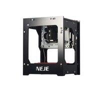 NEJE 1000mW mini cnc engraving machine cnc laser cutter CNC Wood Router Laser Cutter Printer Engraver Cutting Machine High Speed