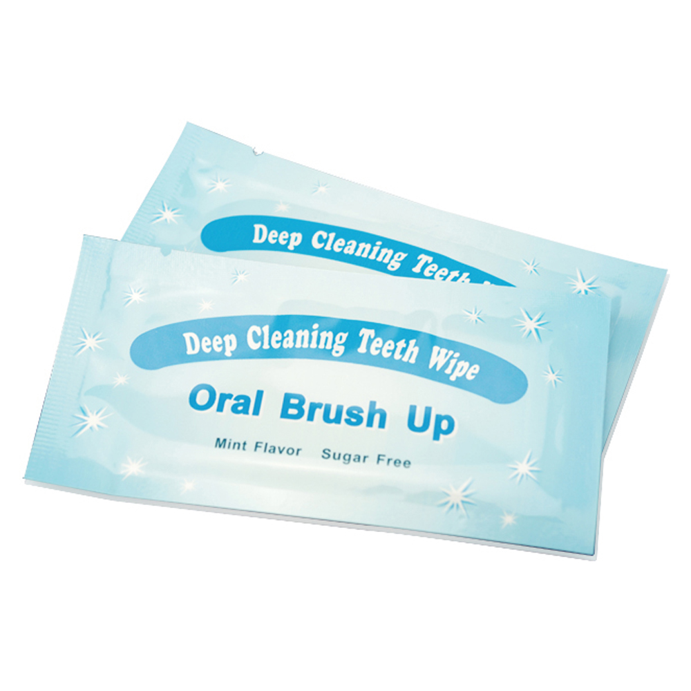 1000 Pieces/Pack Grinigh Finger Deep Cleaning Teeth Wipes Oral Brush Up Wipes Dental Wipe Mint Flavor Stain Remove 2017 teeth whitening oral irrigator electric teeth cleaning machine irrigador dental water flosser professional teeth care tools