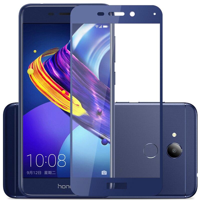 2PCS For Glass Huawei Honor 6C Pro Screen Protector Tempered Glass For Huawei Honor 6C Pro Glass For Honor V9 Play Phone Film