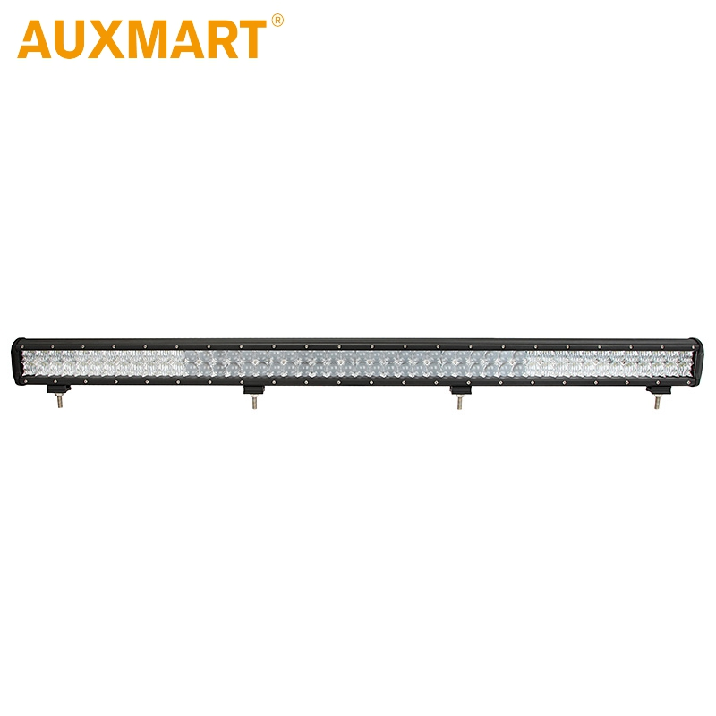 Auxmart 45 288W 5D LED Working Light Bar Spot Beam Led Work Driving Lamp Headlight For Offroad Truck SUV ATV 4x4 4WD 12v 24v auxmart spot beam flood beam 4inch 7 led work light offroad tractor truck 4x4 suv atv motorcycle headlight fog lamps 12v 24v