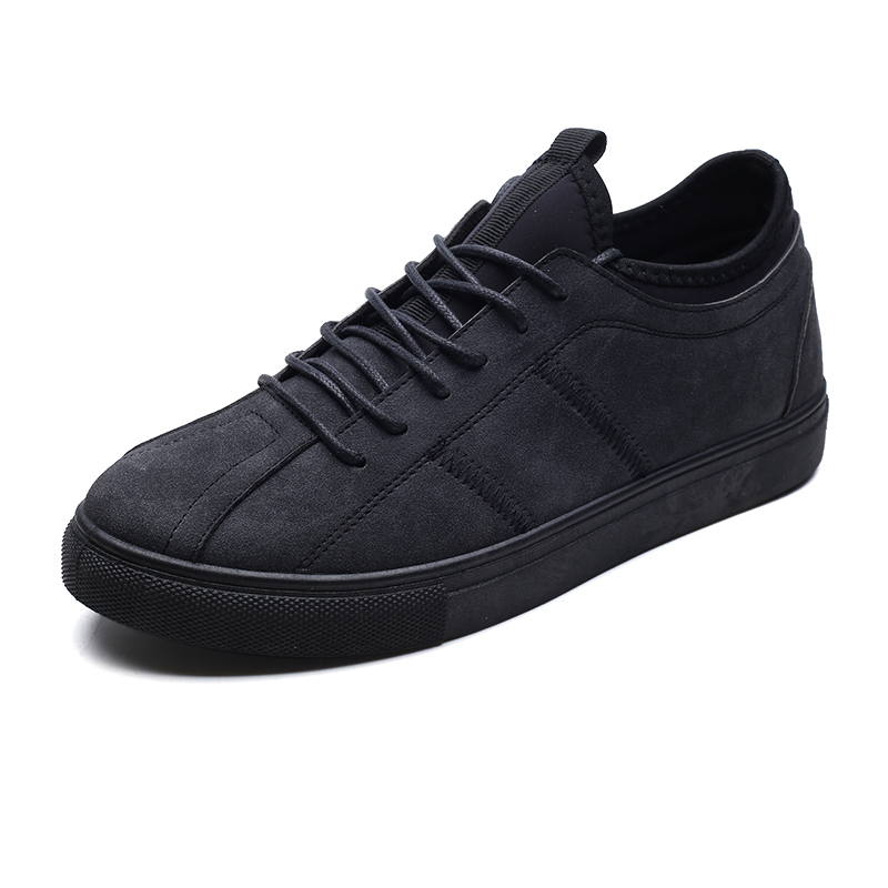 Nieuwe Heren Casual Schoenen Platte Mans schoenen Ademend Zapatillas - Herenschoenen