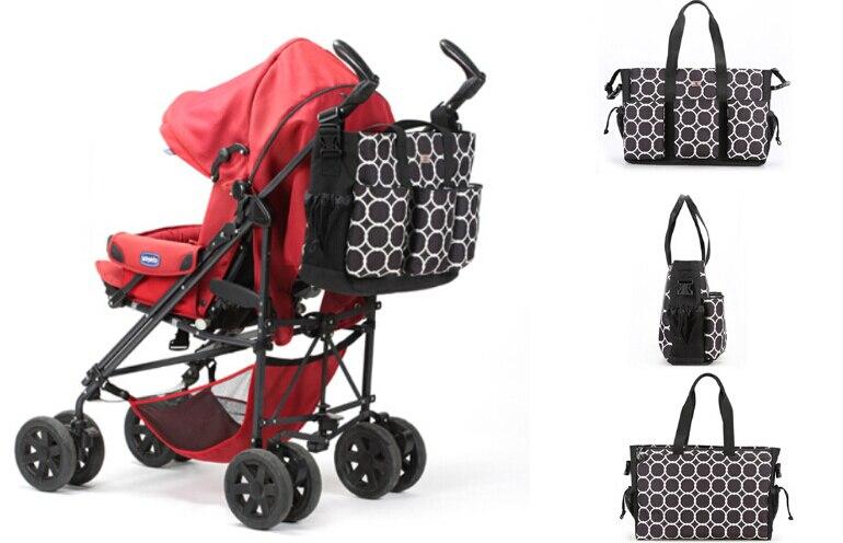 Sacs à couches pour bébé bolsa maternidade para bebe momie sacs à main de maternité sac à langer couche sac pour fauteuils roulants mala maternidade