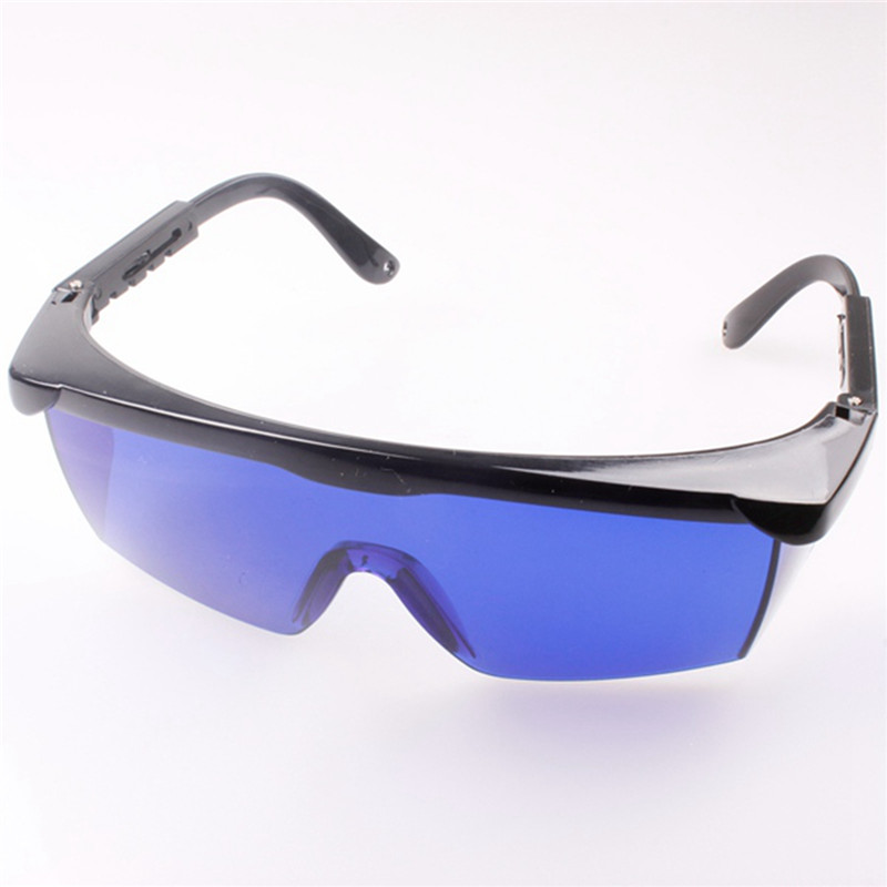 All-round Absorption Blue Laser Protection Safely Security goggles Glasses For 650nm Red Light Laser Pointer high quality all round absorption blue laser protection safely security goggles glasses for 650nm red light laser pointer