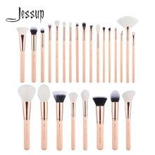 Jessup แปรง 25 PCS Professional แต่งหน้าแปรงชุดเครื่องมือความงาม Make up brush POWDER FOUNDATION อายแชโดว์อัลติเมทแวร์คอนซีลเลอร์