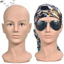 Многофункциональный женский парик голова с подставкой Болванка под парик голова-манекен голова для макияжа практика шляпа наушники дисплей
