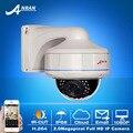 Onvif 1/2. 5 sony sensor 2. megapixel resolución hd ir domo a prueba de vandalismo al aire libre fijo cctv cámara y 1080 p red ip security camera