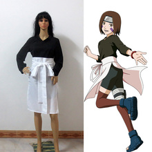 Naruto фильма nohara Рин Косплэй костюм высокое качество индивидуальный заказ