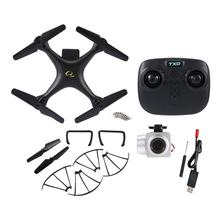 Drone with Camera Mini Drone for Beginners with 720P/1080P HD FPV Camera 120' FOV RC Quadcopter for Kids and Adults(China)