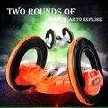 Бесплатная Доставка Два Колеса Анти-борьба 360 Градусов Вращающейся Прокатки Электрическая Модель Автомобиля Stunt Cars Управления Toys for дети