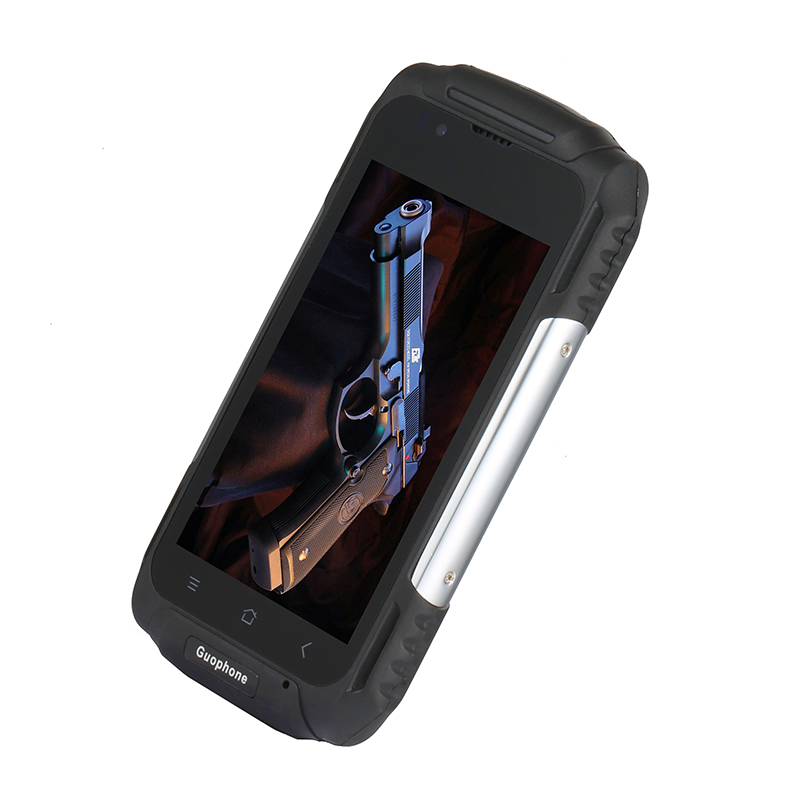 Original GuoPhone V88 Phone With IP68 MTK6580 Android 5.1 3G GPS 4.0 Inch Screen Shockproof Waterproof Smart Phone