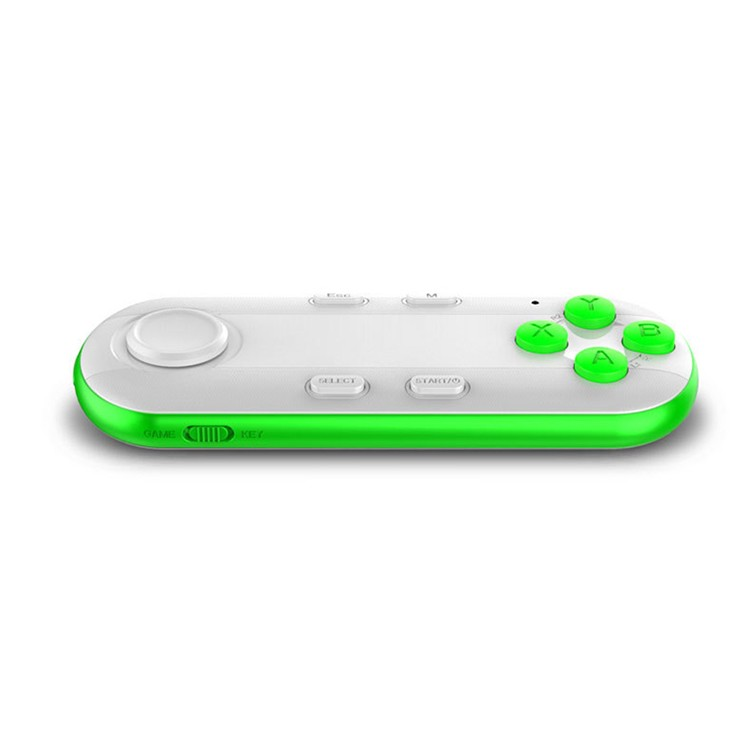 Wireless Bluetooth Gamepad VR Remote Mini Bluetooth Game Controller Joystick For IPhone IOS Xiaomi Android Gamepad For PC VR Box 10