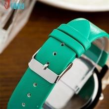 OTOKY Willby Fashion Starry Watch Women Men Sequins Moon Clock Hands Faux Leather Quartz Wrist Watch