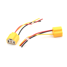 Buy headlight adaptor and get free shipping on AliExpress.com on h4 wiring with diode, h4 headlight wiring details, electrical harness, chevy 2 headlight relay harness, h4 plug wiring ground, h4 headlight socket wiring diagram, automotive wiring harness, heavy duty headlight harness, h4 headlight connector 12 gauge, h4 vs 9003 wiring,
